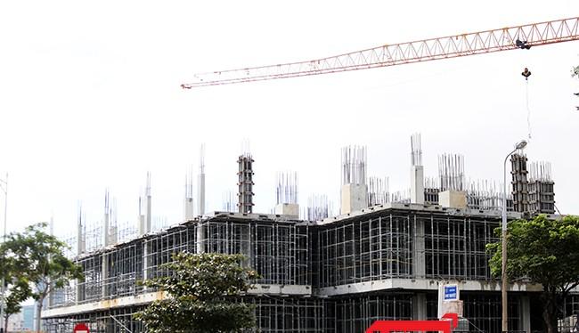 Sở Xây dựng Đà Nẵng sẽ tiếp tục xử phạt sai phạm đối với công trình này, thậm chí xem xét tháo dỡ phần xây dựng không phép