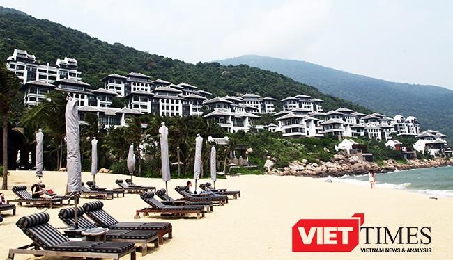 """InterContinental Danang Sun Peninsula Resort ở Đà Nẵng trở thành Khu nghỉ dưỡng duy nhất trên thế giới ba lần đạt """"Oscar du lịch"""""""