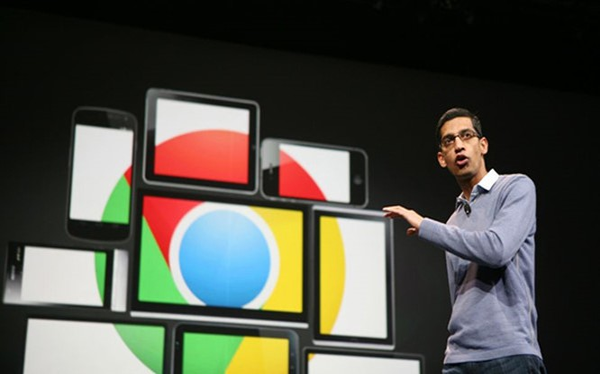 Google vừa chính thức tung ra bản Chrome 55 ẢNH: AFP