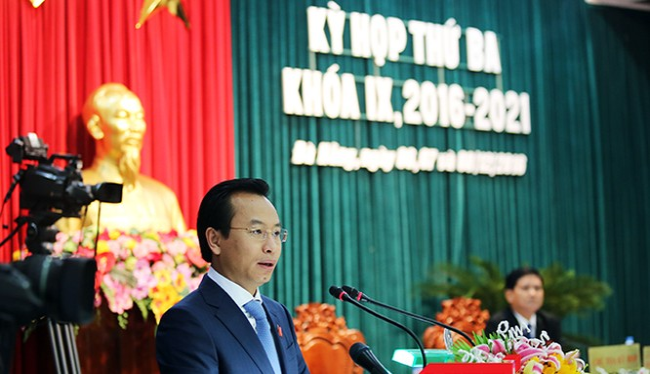 Bí thư Thành ủy, Chủ tịch HĐND TP Đà Nẵng Nguyễn Xuân Anh