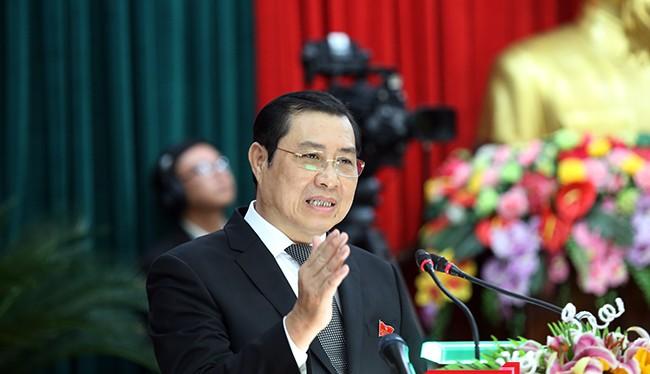 Chủ tịch UBND TP.Đà Nẵng Huỳnh Đức Thơ cương quyết có những biện pháp mạnh để đảm bảo an ninh trật tự và giao thông trên địa bàn