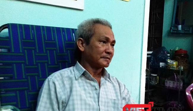 ông Bùi Văn Toàn, Chủ tịch UBND xã Tam An (huyện Phú Ninh, tỉnh Quảng Nam)