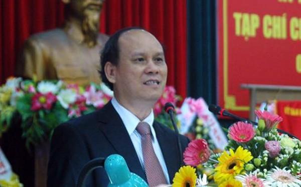 Ông Trần Văn Minh, nguyên Chủ tịch UBND TP Đà Nẵng, Phó Ban Tổ chức Trung ương