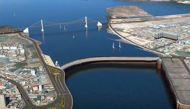 Dự án xây dựng hầm chui qua sông Hàn nhận được nhiều ý kiến phản bác của nhà khoa học và dư luận
