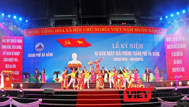 Đà Nẵng thông báo xin không nhận hoa chúc mừng Kỷ niệm 20 năm trực thuộc TƯ