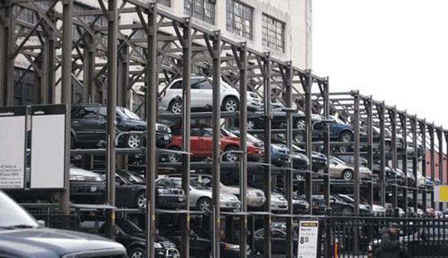Nếu được chấp thuận, TP HCM sẽ có bãi đậu xe 9 tầng