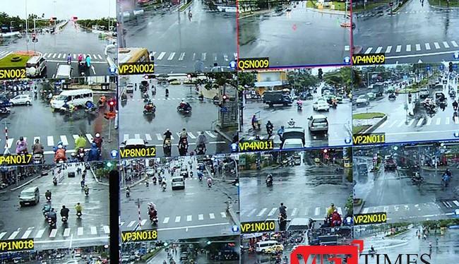 Đà Nẵng: Thêm 9 nút giao thông áp dụng xử phạt qua camera
