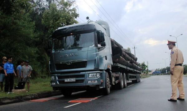 Siết xe quá tải, Đà Nẵng yêu cầu trạm cân lưu động hoạt động 24/24