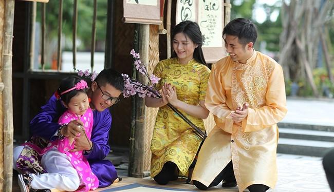"""Đà Nẵng: Tái hiện """"Tết xưa"""" trong không gian văn hóa Công viên Châu Á"""