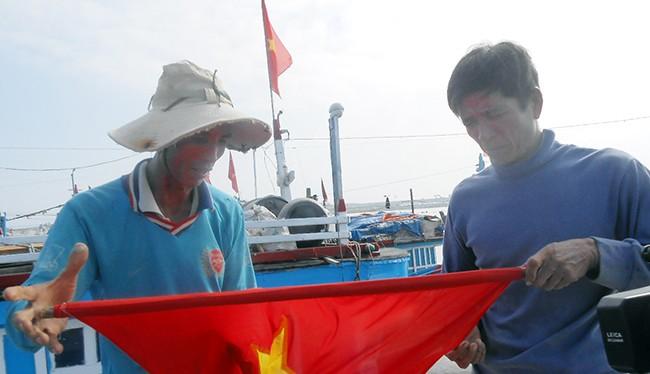 Ngư dân Lý Sơn nô nức mở mùa biển mới ở Hoàng Sa