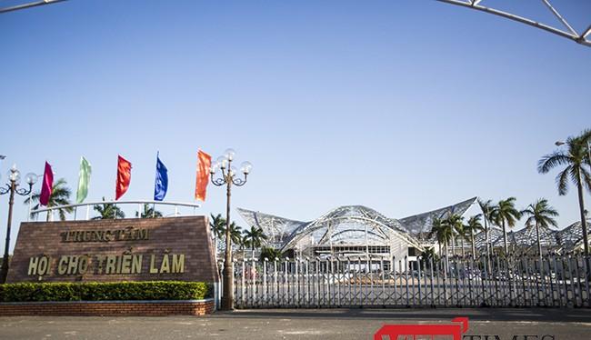 UBND TP Đà Nẵng đã đầu tư hơn 160 tỷ đồng và đang khẩn trương Cải tạo Trung tâm hội chợ triển lãm thành Trung tâm báo chí phục vụ công tác truyền thông tại Tuần lễ cấp cao APEC 2017