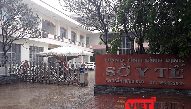 Giám đốc Sở Y tế Bình Định đã có giải trình vụ 22 cán bộ công chức Sở nghỉ phép đi Lễ Dâng hương