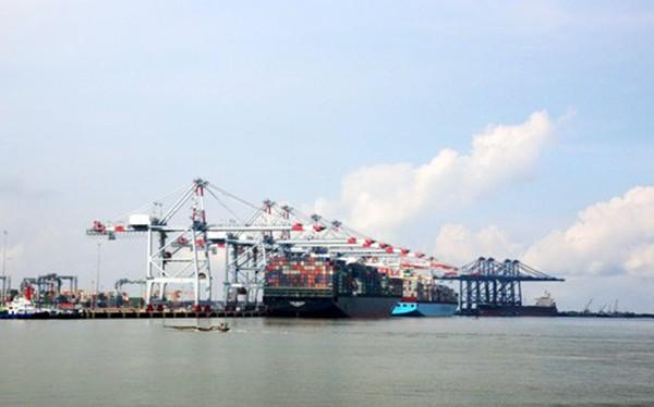 Tháng 2/2017, phải báo cáo đầu tư xây dựng Cảng tổng hợp Cái Mép