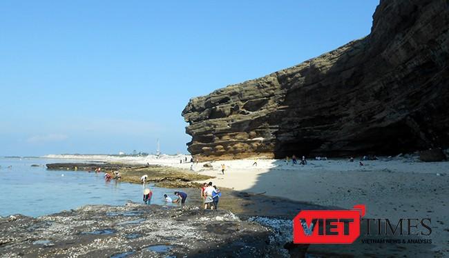 Quảng Ngãi: Đầu tư hơn 900 tỷ đồng xây dựng Công viên địa chất ở Lý Sơn