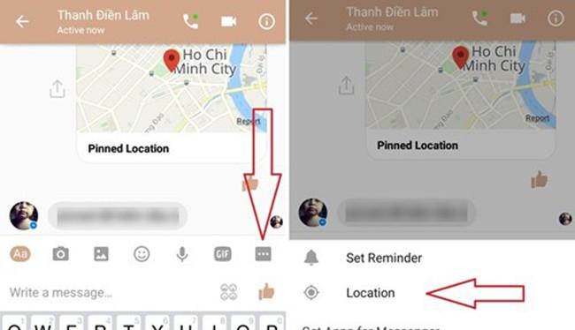 Facebook Messenger vừa được bổ sung tính năng mới mang tên Live Location, cho phép người dùng dễ dàng chia sẻ vị trí hiện tại của mình theo thời gian thực với bạn bè