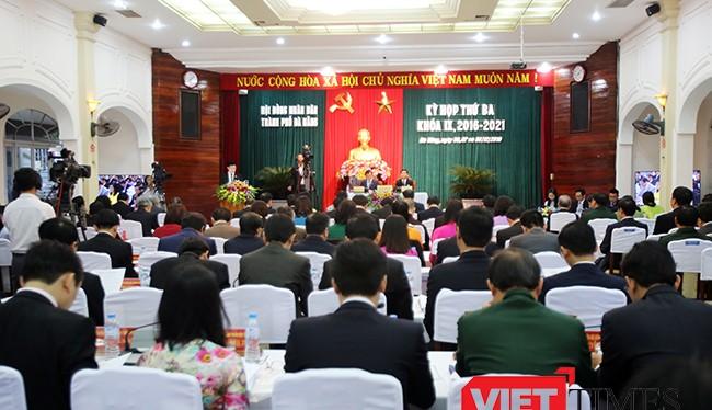 VietTimes -- Bắt đầu từ tháng 6/2017, Thường trực HĐND TP Đà Nẵng sẽ đối thoại định kỳ trước mỗi kỳ họp với cử tri và phát sóng trên đài PT-TH, Cổng Thông tin điện tử TP.
