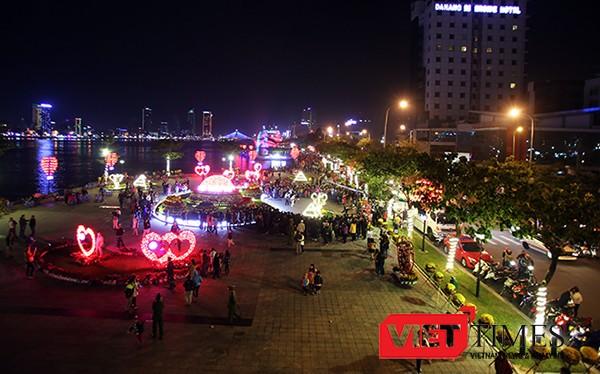 """Đà Nẵng đầu tư 4,2 tỷ đồng xây dựng """"Phố Chợ đêm Sơn Trà"""" tại khu vực phía đông cầu Rồng"""