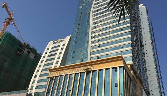Sở Xây dựng TP Đà Nẵng đề nghị Công an điều tra việc Mường Thanh bán căn hộ tại Dự án Tổ hợp khách sạn Mường Thanh và căn hộ cao cấp Sơn Trà khi chưa đủ điều kiện.