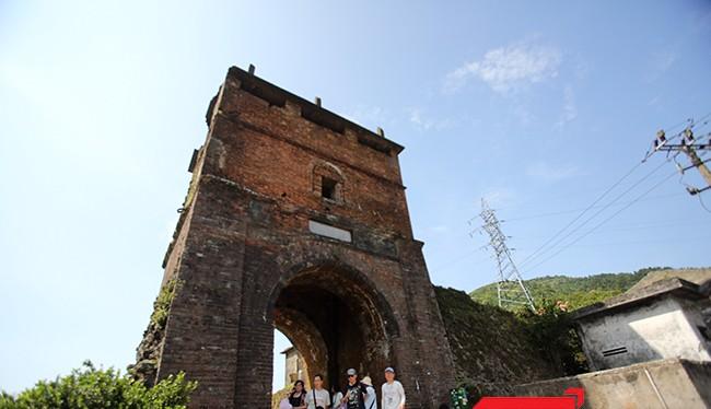 Di tích Hải Vân Quan được cấp Bằng Di tích văn hóa lịch sử quốc gia
