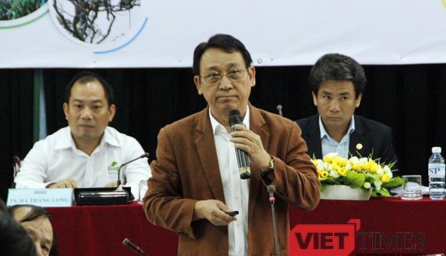 ông Huỳnh Tấn Vinh, Chủ tịch Hiệp hội Du lịch Đà Nẵng cho biết, sẽ tiếp tục đề đạt kiến nghị liên quan đến Quy hoạch Sơn Trà như đã kiến nghị với Thủ tướng và Ủy ban Quốc hội tại Tọa đàm về Quy hoạch du lịch Sơn Trà do Bộ VH-TT và DL tổ chức vào ngày mai