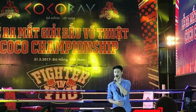 Tối 31/05, giải đấu võ tổng hợp lớn nhất Việt Nam mang tên Coco Championship do Johnny Trí Nguyễn đạo diễn đã chính thức khởi tranh tại Tổ hợp Du lịch & Giải trí Cocobay Đà Nẵng.