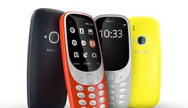 Nokia 3310 con bài gây chú ý tại triển lãm công nghệ di động MWC 2017