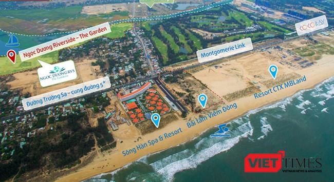 """Các hoạt động mở bán thì tại khu vực bắc Quảng Nam, giáp ranh Đà Nẵng lại trở nên sôi động bởi một loạt các dự án """"bình dân"""" mở ra với sức mua hấp dẫn."""