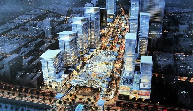 Sáng 23/6, Ban tổ chức cuộc thi tuyển chọn Phương án quy hoạch và thiết kế kiến trúc Quảng trường trung tâm TP Đà Nẵng đã tổ chức lễ trao giải cho các tác phẩm đoạt giải.