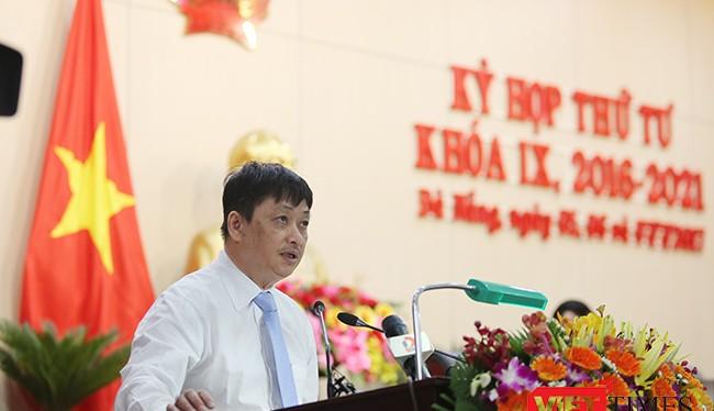 ông Đặng Việt Dũng, Phó Chủ tịch thường trực UBND TP Đà Nẵng, kiêm Trưởng Ban Tuyên giáo Thành ủy
