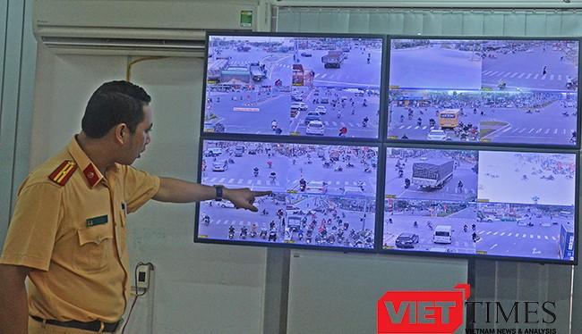 Hơn 3.000 xe vi phạm ATGT ở Đà Nẵng đã nộp phạt do vi phạm qua camera