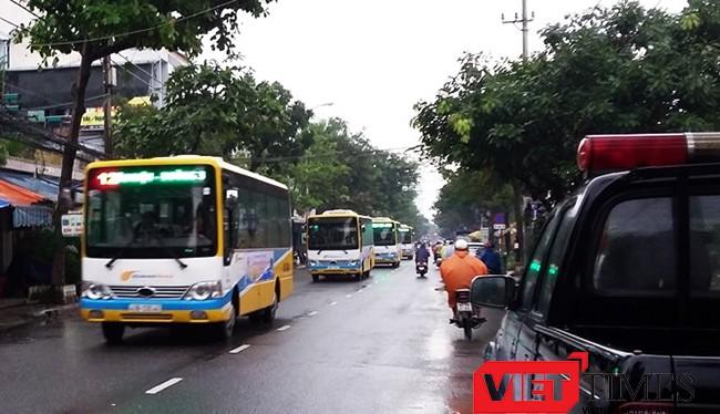 Sở Giao thông vận tải TP Đà Nẵng vừa ban hành quyết định về cấp thẻ đi xe buýt miễn phí cho một số đối tượng chính sách trên địa bàn.