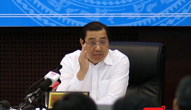 Ông Huỳnh Đức Thơ, Chủ tịch UBDN TP Đà Nẵng