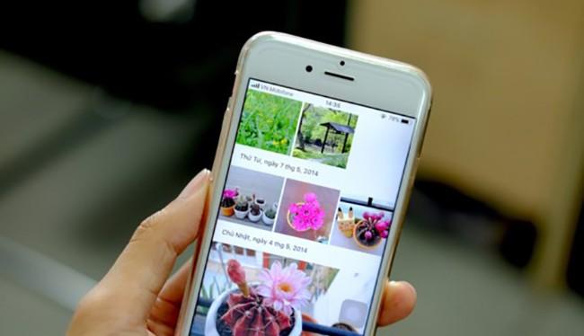 Google Photos là ứng dụng sao lưu hình ảnh tốt nhất trên smartphone. Ảnh: MINH HOÀNG
