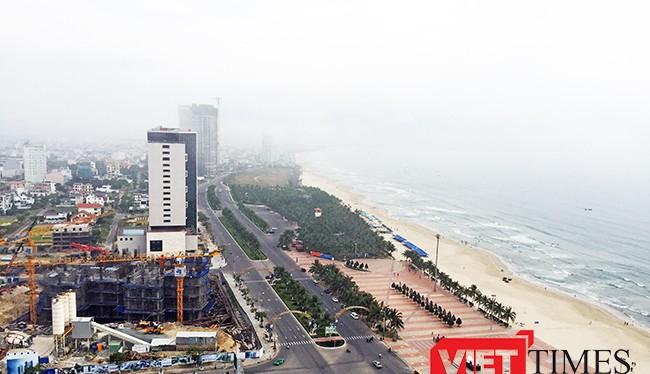 Khu vực ven biển phía đông Đà Nẵng là một trong những nơi có sự tăng trưởng nóng về giá