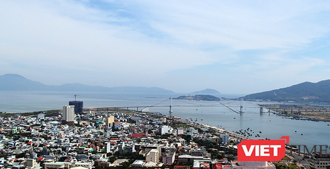 Đà Nẵng sẽ nghiên cứu tổ chức thi tuyển phương án quy hoạch diện tích gần 7.200ha vịnh Đà Nẵng thành khu đô thị cảng biển trong tương lai.