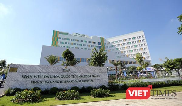 Bệnh viện Đa khoa Quốc tế Vimec Đà Nẵng
