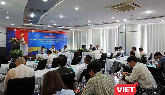 Chiều 28/9, Hiệp hội doanh nghiệp phần mềm TP Đà Nẵng đã tổ chức Đại hội tổng kết hoạt động khóa I (nhiệm kỳ 2010-2017) và bàn phương hướng hoạt động khóa II (nhiệm kỳ 2017-2022).