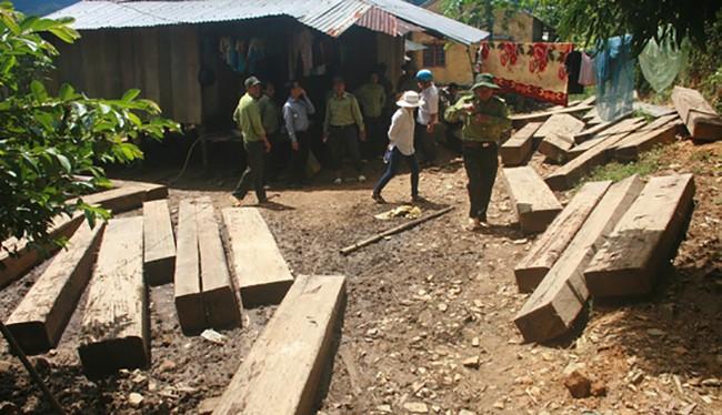 Vụ án phá rừng ở rừng phòng hộ Sông Tranh (Bắc Trà My,Quảng Nam) thời ông Đoàn Tất Chẩn làm giám đốc Ban quản lý rừng