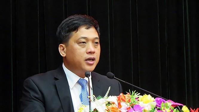 ông Đào Tấn Bằng, Chánh Văn phòng Thành ủy Đà Nẵng sẽ được Ban Thường vụ điều chuyển sang vị trí công tác mới. Ảnh Hải Châu-Infonet