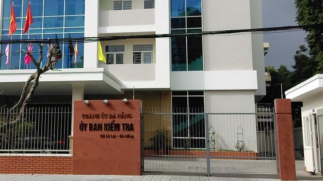 Ủy ban Kiểm tra Thành ủy Đà Nẵng vừa ra Thông cáo báo chí kỷ luật đối với 5 cán bộ lãnh đạo thuộc quản lý của Thành ủy Đà Nẵng.