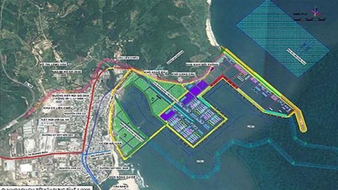 Dự án cảng Liên Chiểu đang khiến đất nền khu vực phía bắc TP Đà Nẵng lên cơn sốt