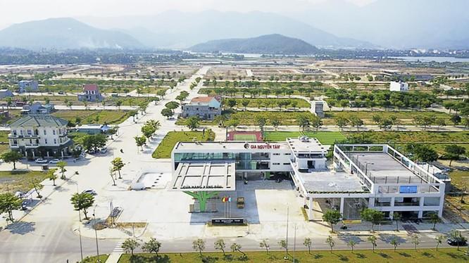 Tập đoàn của đại gia hàng hiệu Jonathan Hạnh Nguyễn dừng đàm phán mở Khu Phi thuế quan tại dự án Golden Hill của Trung Nam Land ở Đà Nẵng (ảnh Golden Hill)