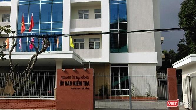 Ủy ban kiểm tra Thành ủy Đà Nẵng