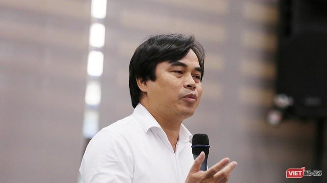 Ông Tô Văn Hùng-Giám đốc Sở TN&MT TP Đà Nẵng
