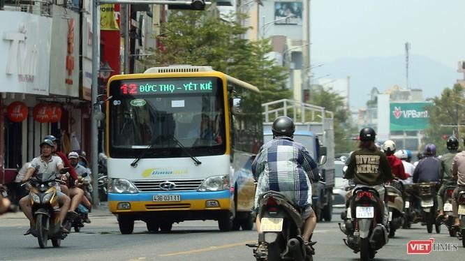 Xe buýt trợ giá ở Đà Nẵng