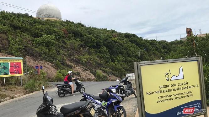 Đà Nẵng sẽ cấm phương tiện xe máy, xe tay ga trên một số tuyến đường lên bán đảo Sơn Trà