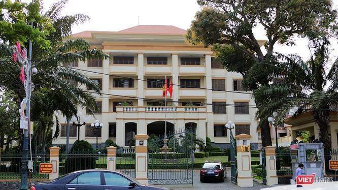 Trụ sở Thành ủy Đà Nẵng