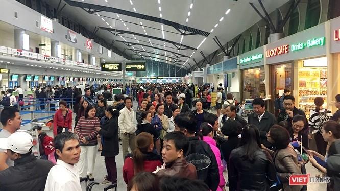 Sân bay quốc tế Đà Nẵng, nơi phát hiện du khách sốt bất thường, nghi viêm phổi lạ có xuất xứ từ Trung Quốc