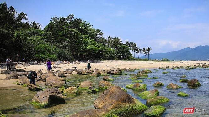 Một góc gành Nam Ô, quận Liên Chiểu TP Đà Nẵng