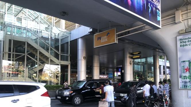 Hoạt động tại Sân bay Đà Nẵng vẫn diễn ra bình thường